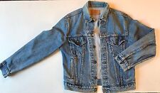 Authentic Vintage Type lll Levis 70506-0214 Jean Denim Jacket Made In Usa Sz 42R