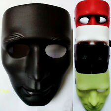1Pc JabbaWockeeZ Mask Danse Col Rond Hockey Hip-Hop Dance Halloween Masque Green