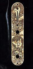 CUSTOM Walla Walla Guitar Company TELE CONTROL PLATE Maple Wood Engraved