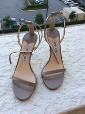 jimmy choo strappy sandals 7.5