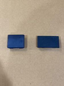 Nissan 720 OEM Accessory Cap Delete Blue