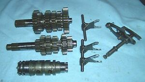 6-speed Transmission Assembly 1998 Ducati ST2 Sport Touring ST4/ST4S