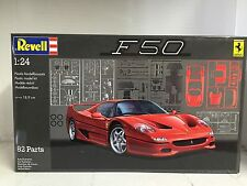 +++ Revell F50 Ferrari 1:24 07370