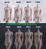 PHICEN TBLeague 1/6 Steel Skeleton FEMALE SEAMLESS Body【EXPEDITED SHIPPING 】
