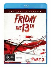 Friday The 13th - Part 3 (Blu-ray, 2009)