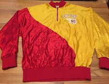 Vintage LADY CARDS Cardinals Powers  Custom Tailored Pullover Jacket. Sz.42 Rare