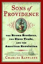 Sons of Providence: The Brown Brothers, the Slave Trade, and the American Revol