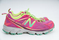 New Balance 610 V3 Trail Off Road Running Shoes Womens US 9 /EUR39 PINK WT610PG3
