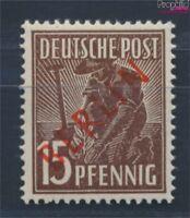 Berlin (West) 25 geprüft postfrisch 1949 Rotaufdruck (8717008