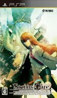 Limited Edition Sony PlayStation PSP Steins Gate JAPAN import