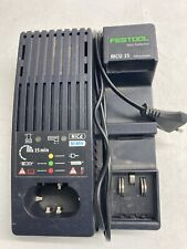 Festool Ladegerät MCU 15 für Akkuschrauber Schnellladegerät