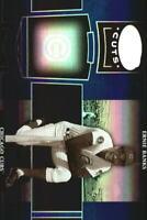 2004 Leaf Certified Cuts Marble Blue Cubs Baseball Card #225 Ernie Banks LGD /50