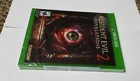 Resident Evil Revelations 2 (Microsoft Xbox One, 2015)