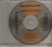 (901G) Melanie Williams, Everyday Thang - 1994 DJ CD