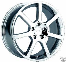 New Chrome 17 inch Cadillac WHEEL MC2 VOSS Vauss Vogue Ultra Deville CTS SLS DTS