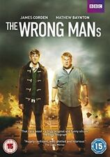 The Wrong Mans (2013) Benedict Wong BRAND NEW AND SEALED UK REGION 2 DVD