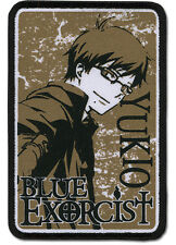 """Blue Exorcist Anime Yukio Patch 3 x 2"""" Licensed by GE Animation 4387 Free Ship"""