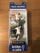 Ft Champs Real Madrid David Beckham & Roberto Carlos Figura Doble