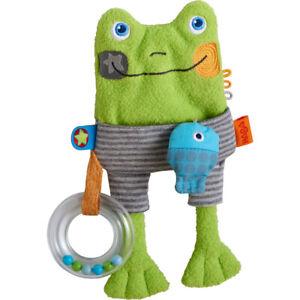 Toy Figure Buggy-Spielfigur Grüner Skip Frog From Haba 306007 New