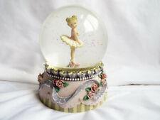 2000 Cadona Future Wonders Limited Ed. Dady's Little Girl Ballerina Snow Globe