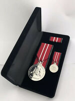 Replica Medal, Australian Defence Medal,Court Mounted Full Size Display Box