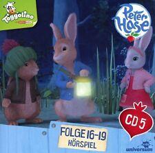 CD * PETER HASE - CD 5 - HÖRSPIEL ZUR TV-SERIE FOLGE 16-19  # NEU OVP §