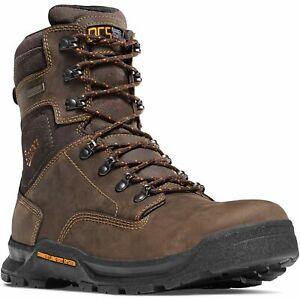 """Danner Men's 12439 Crafter 8"""" Composite Toe NMT Work Boots Shoes Sz 9.5EE 9UK"""