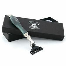 Men Classic Shaving Razor Manual Beard Styling Hair Remove Razors Blades Refills