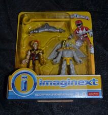 2016 FISHER PRICE IMAGINEXT POWER RANGERS SCORPINA & KING SPHINX DTP95