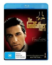 The Godfather - Part II (Blu-ray, 2010)