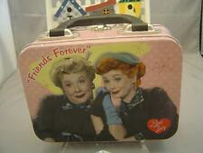 "Collectible ""I Love Lucy"" Musical Lunch Box, ""Friends Forever"" &""Job Switching"""