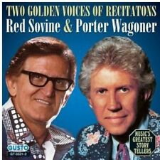 Red Sovine - Two Golden Voices of Recitations [New CD]