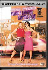 DVD ZONE 2--ROUGE A LEVRES ET ARME A FEU--DRIVER/NcCORMACK/SMITH