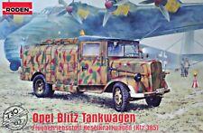 Opel Blitz Kfz.385 Tankwagen << Roden #730, 1:72 scale