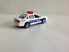 MATCHBOX MB53 CHEVROLET IMPALA POLICE 2001 US SERIES