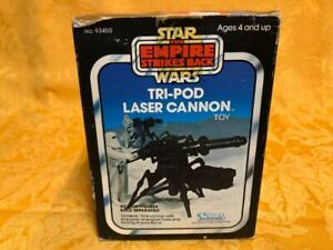 Tri-Pod Laser Cannon Toy Mini Rig Star Wars ESB Vintage 1982 Kenner Sealed MISB