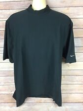 Men's Nike Golf Black Compression Shirt Large