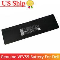 52Wh Genuine OEM VFV59 Battery for Dell Latitude E7240 E7250 W57CV 0W57CV PT1X01