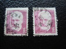 FRANCE - timbre yvert et tellier n° 304 x2 obl (A5) stamp french (T)