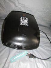 George Foreman Lean Mean Fat Grilling Machine GR20B