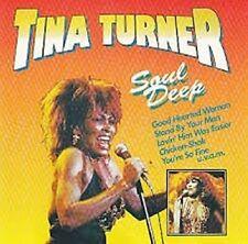Tina Turner Soul deep (14 tracks)  [CD]