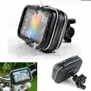 Waterproof bicycles/motorcycle Case & Mounts For 5 inch GPS Case Garmin Nuvi 200