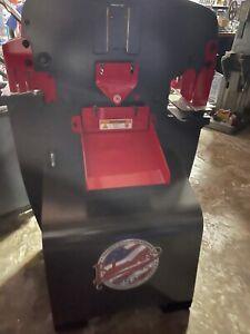 Edwards 50 Ton Ironworker New Made in USA Single Phase
