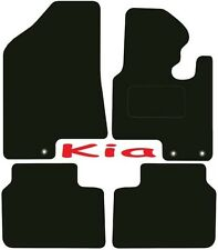 Kia Sportage DELUXE QUALITY Tailored mats 2010 2011 2012 2013 2014 2015 2016
