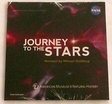 JOURNEY TO THE STARS DVD DIGIPAK NASA NARRATED BY WHOOPI GOLDBERG