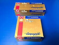 HUB REAR CAMPAGNOLO RECORD TITANIUM 8S 32H + SPROCKET 12/21 FULL TITANIO NOS