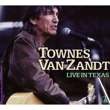 Townes Van Zandt - Live In Texas (2CD)