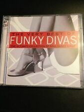 The Very Best Of Funky Divas - Twin CD, R&B, Pop, Great Tracklist