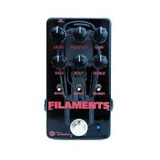 Keeley Filaments High Gain Distortion Guitar Effects Pedal True Bypass Stompbox
