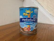 PediaSure 51880 CHOCOLATE Grow & Gain Complete Balance Nutrition 8oz Can QTY 24